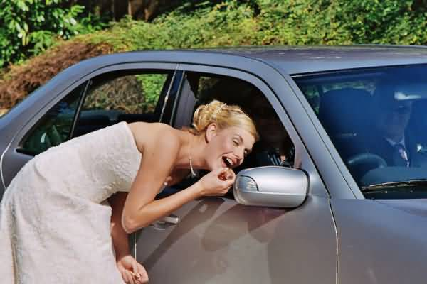 Definitely a ladies car&nbsp;&nbsp;&nbsp; - &nbsp;&nbsp;&nbsp;<small>&copy;&nbsp;&nbsp; Lynn Earle&nbsp;</small>