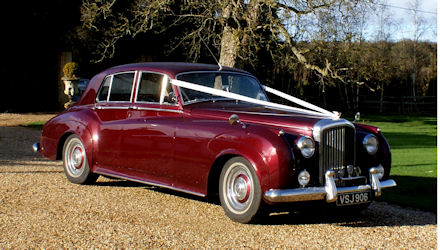 1962 Bentley S2 Wedding Car