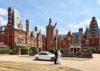 Classic & Vintage Weding Cars - Wedding Car rentals near Farnham - Vintage Wedding Crs (34 of 110)