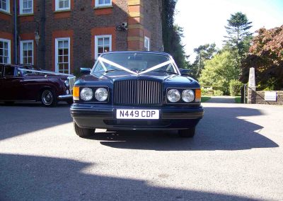 Classic & Vintage Weding Cars - Wedding Car rentals near Farnham - Vintage Wedding Crs (99 of 110)
