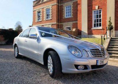 Mercedes-e-class-wedding-car