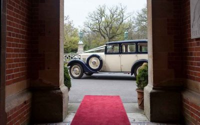 How to Hire a Classic Wedding Car for Your Big Day