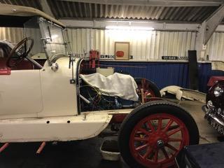 Classic Car restoration - olivia 5